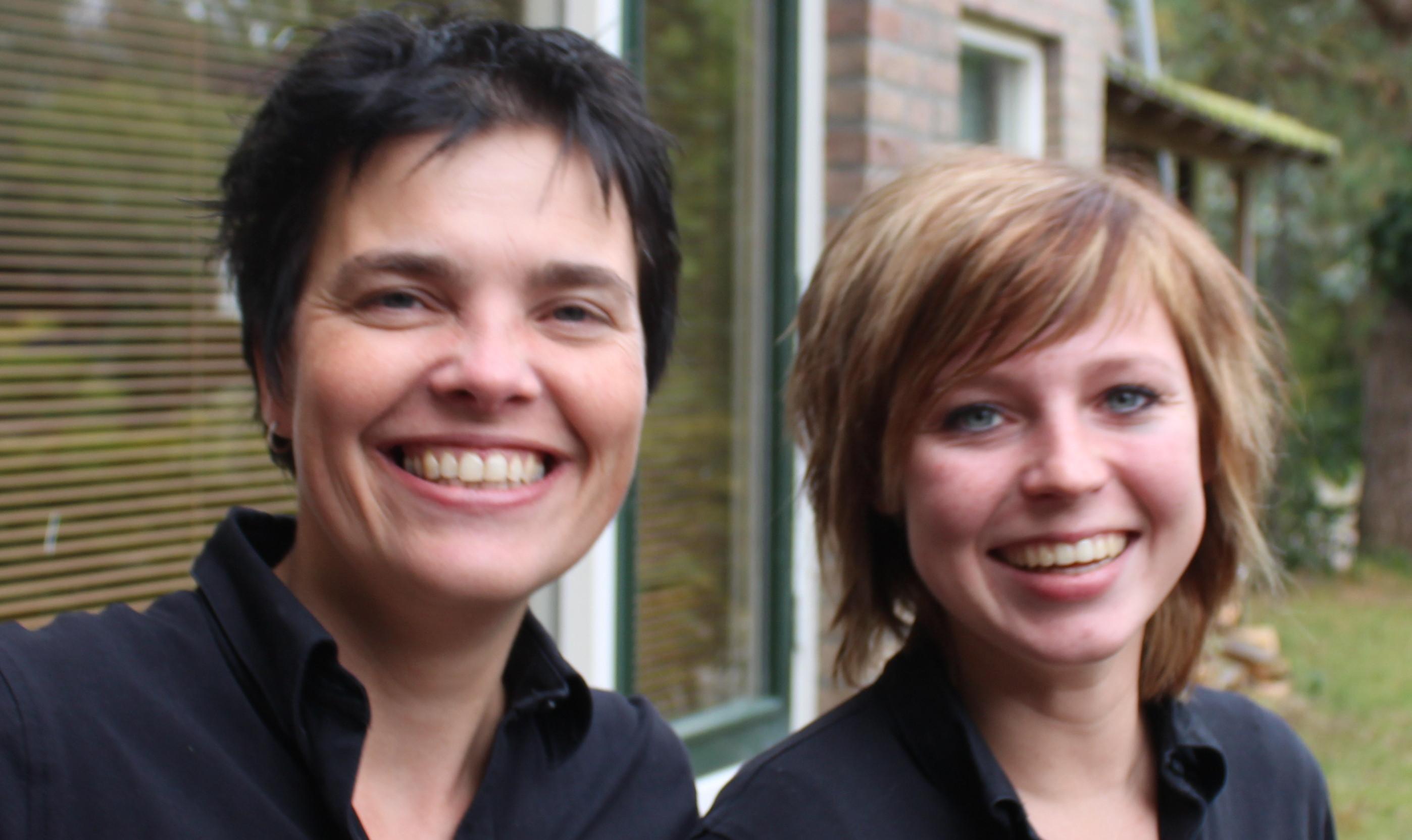 Retail workshop lachende gezichten